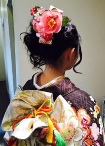マリヤちゃん成人式4
