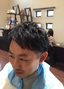 シゲちゃんパーマ6
