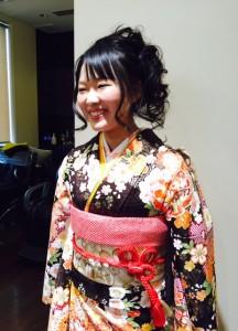 マリヤちゃん成人式3